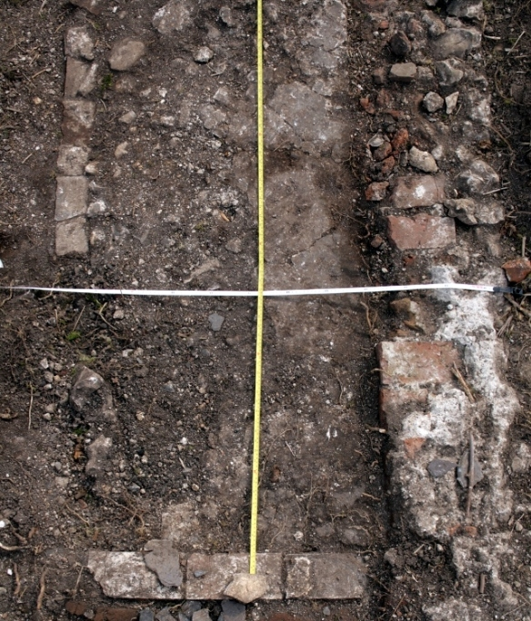 Composite photo of Trench 1A