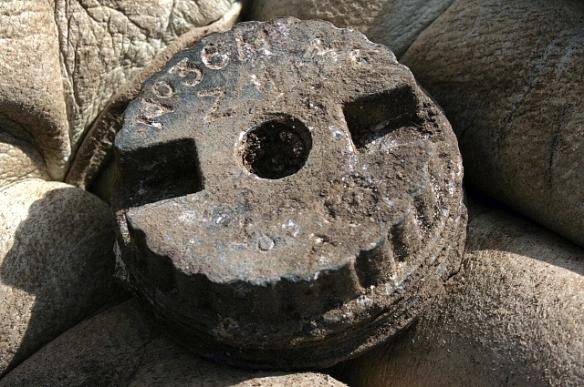 No. 36M Mills bomb base