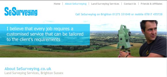 SeSurveying.co.uk