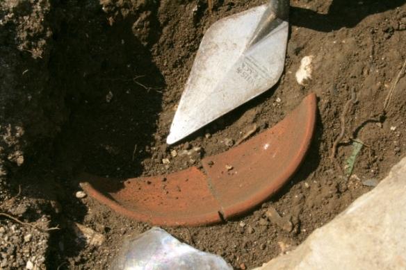 Teracota bowl