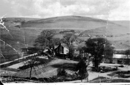 Balsdean Hamlet. (Photo: Part of the Holland, Mercer collection).