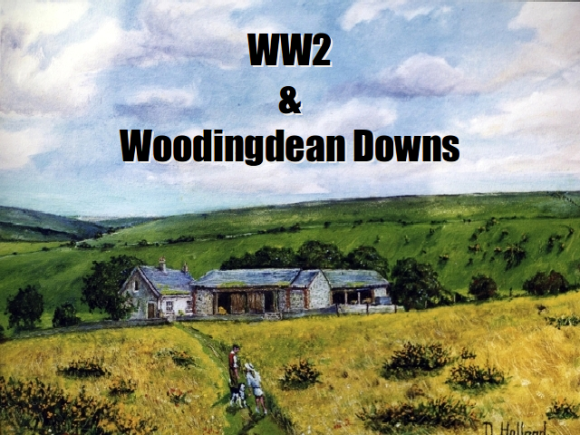 WW2 & Woodingdean Downs