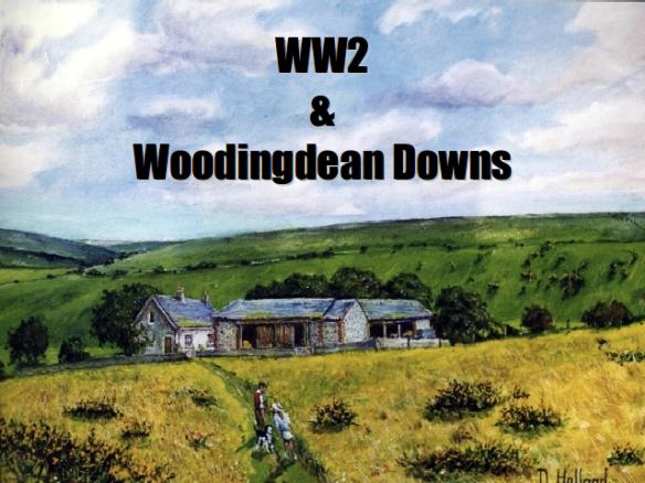 WW2 & Woodingdean Downs