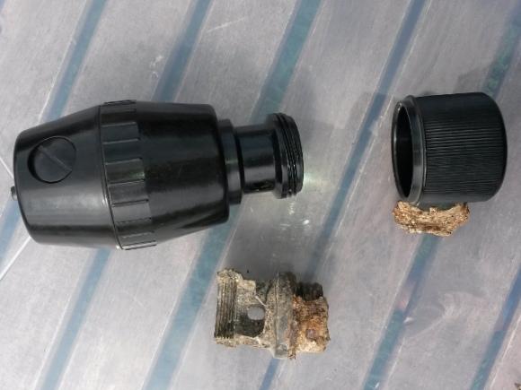No. 69 Bakelite Grenade