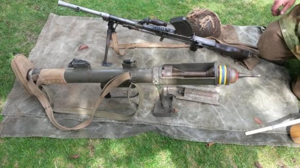 PIAT Gun